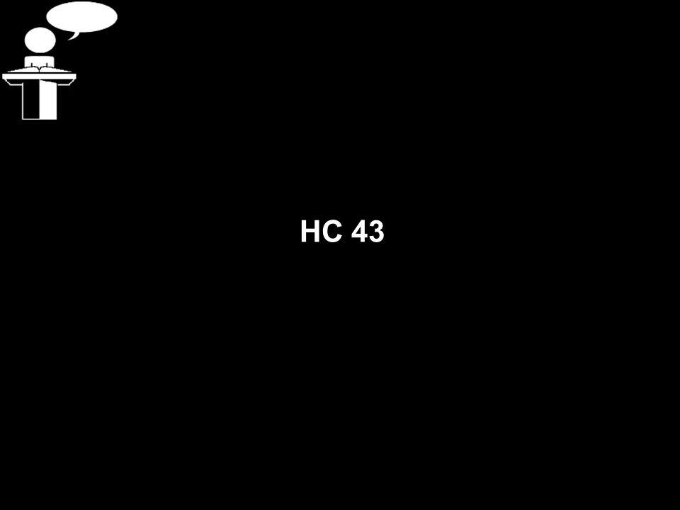 HC 43
