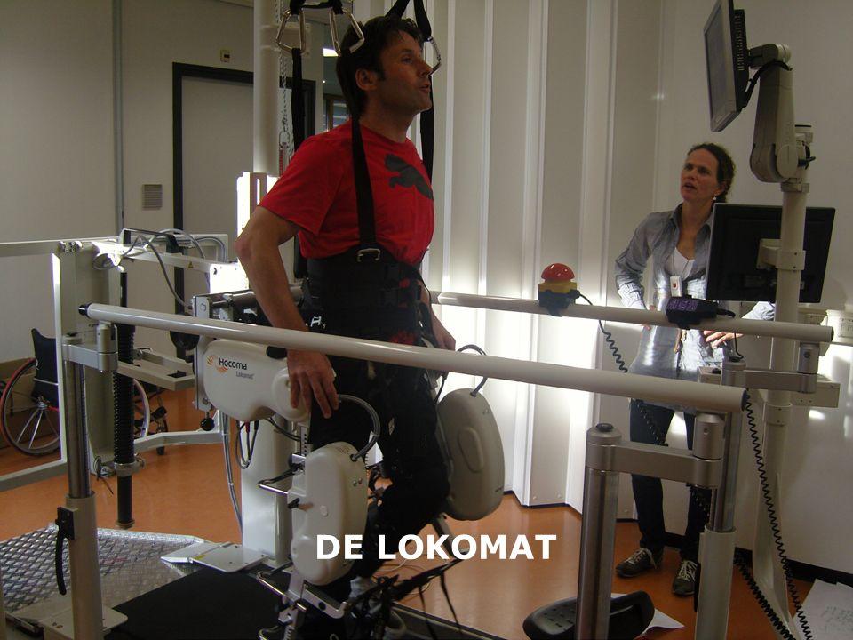 Info en filmpjes Lokomat product demonstration You tube Lokomat training with Carson You tube Lopes exo skeleton Twente You tube Exo skelet Heliomare www.youtech.nl/exoskelet/
