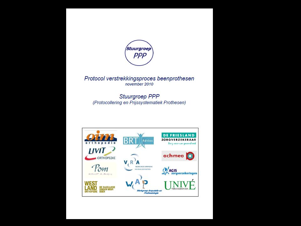 Protocol 2010 1 procesbeschrijving 2 keuzemogelijkheden