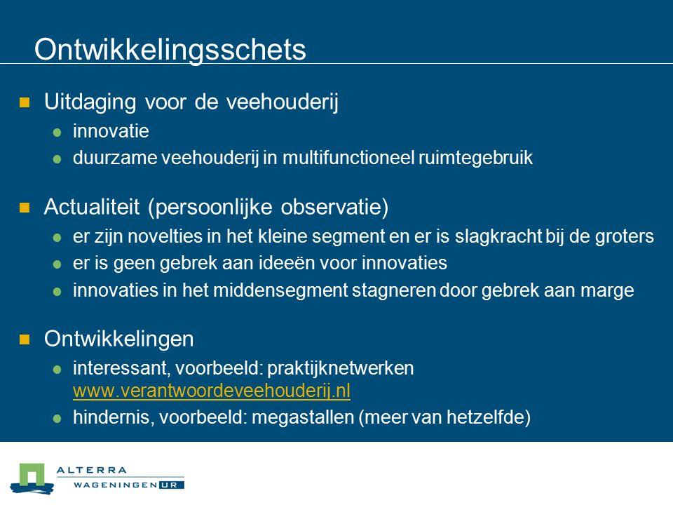 Nederland en intensief multifunctioneel ruimtegebruik Waar steeds alles met alles en iedereen met iedereen verbonden is, is elke plaag of ziektekiem een risico.