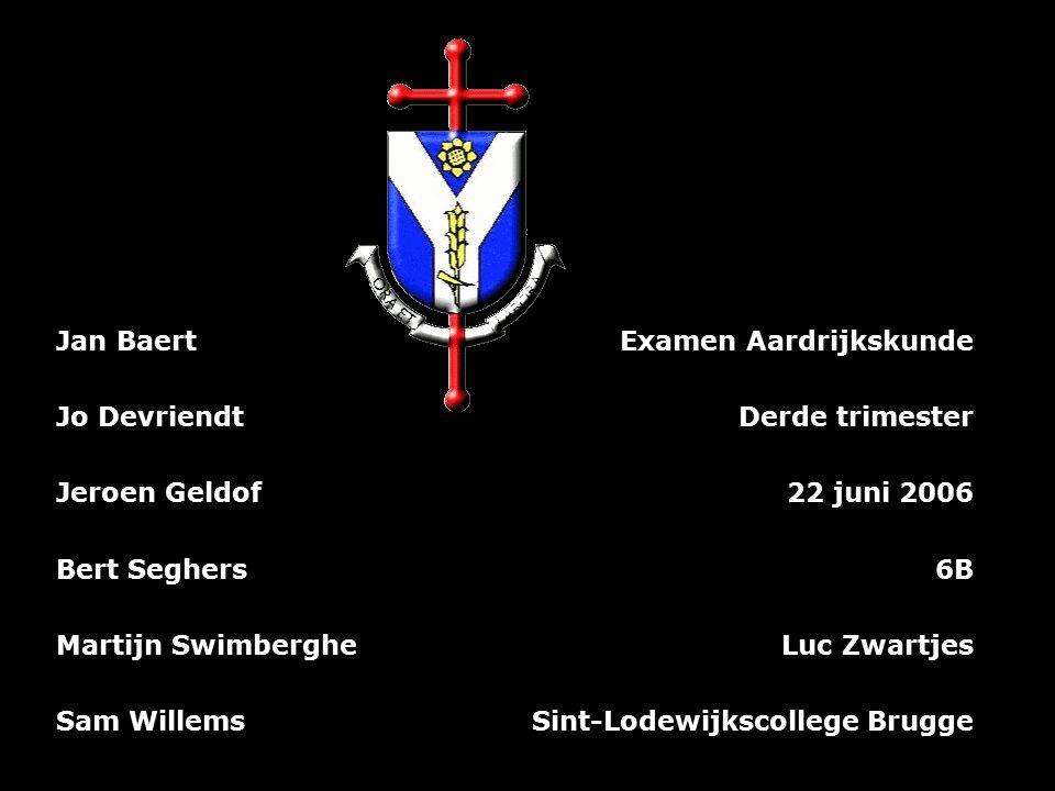 Regiostudie Brugge Ruimtelijke ordening