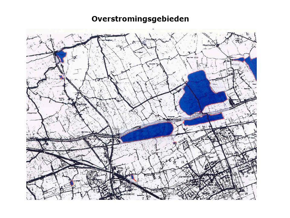 Overstromingsgebieden