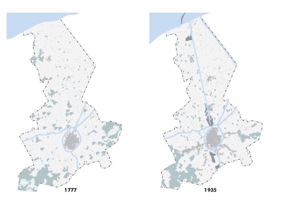 Industrie - Elfhoek Natuurgebied de Legewegbeek , overstromingsgebied Huidige infrastructuur is ontoereikend Rustig agrarisch gebied nabij vogelrichtlijnengebied Nadelen