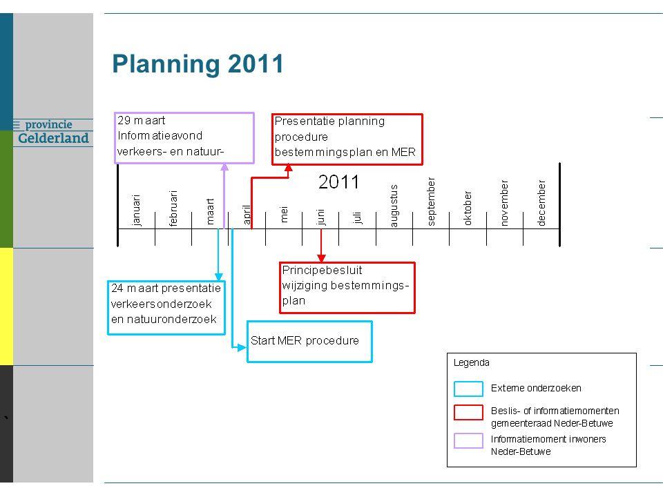 ` Planning 2011
