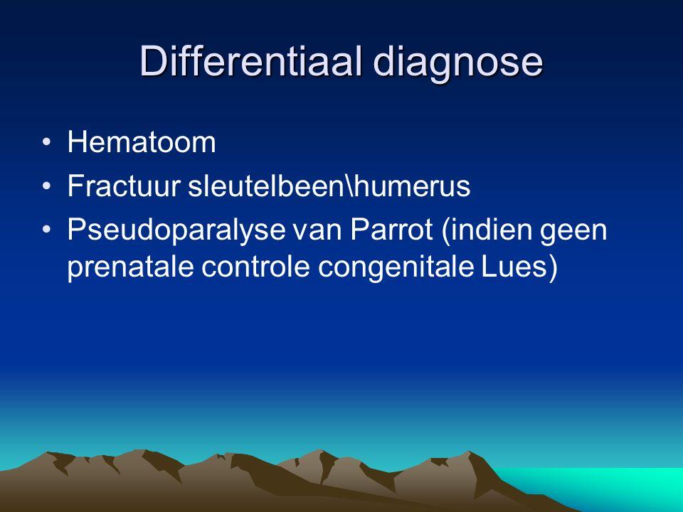 Take home messages Bedacht zijn op OPBL bij moeilijke bevallingen Herkennen en handelen Acceptatie door de ouders en motivatie voor de fysiotherapie