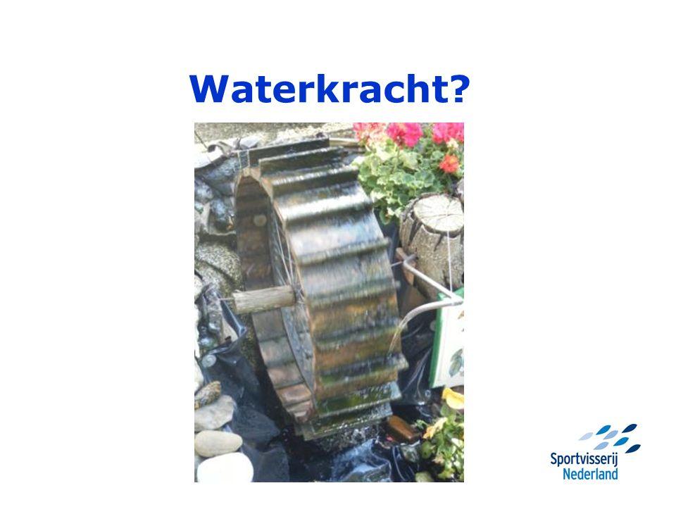Waterkracht?