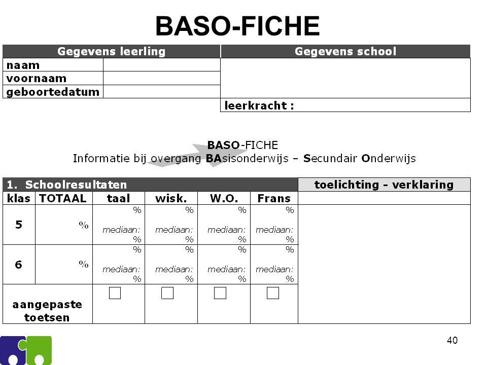 40 BASO-FICHE