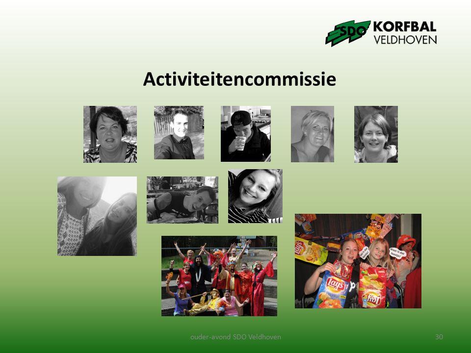 Activiteitencommissie ouder-avond SDO Veldhoven30