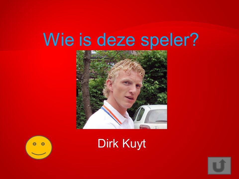 Wie s deze speler Arjen Robben