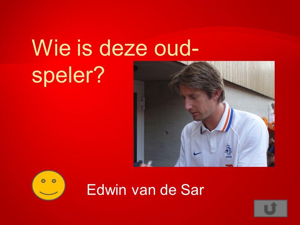 Wie is deze speler? Dirk Kuyt