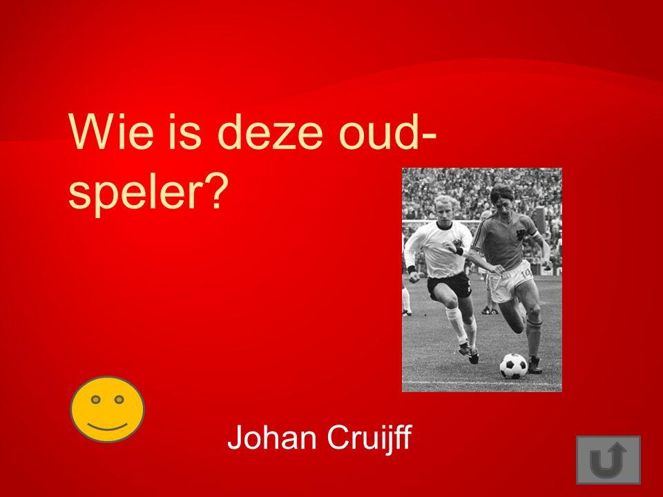 Wie is deze oud- speler en oud- bondscoach Marco van Basten