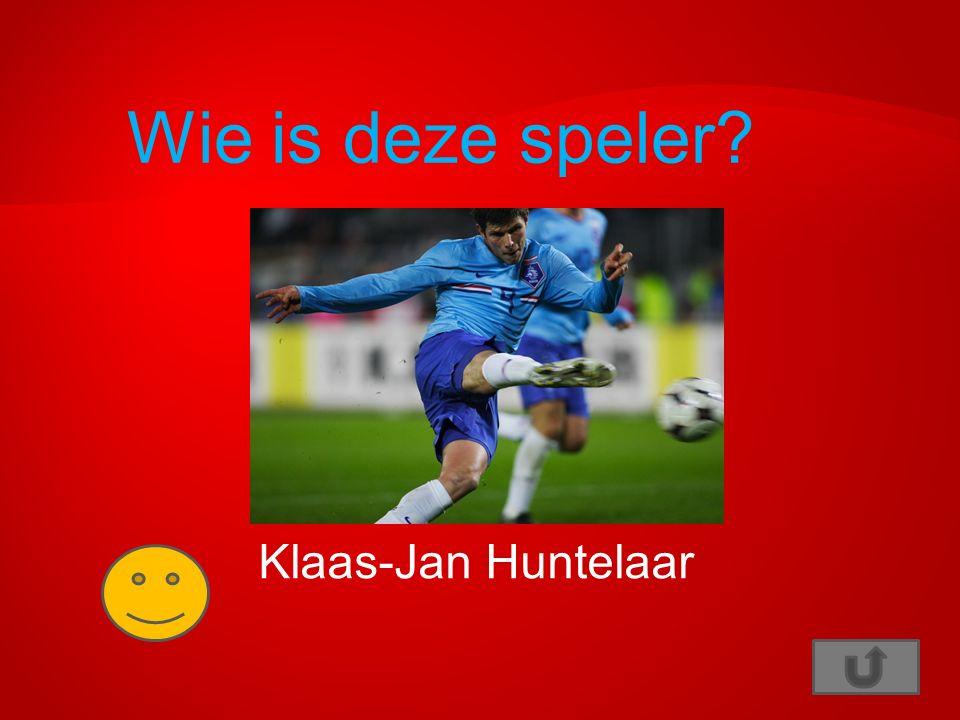 Tegen welk land speelde het Nederlands elftal zijn allereerste interland België