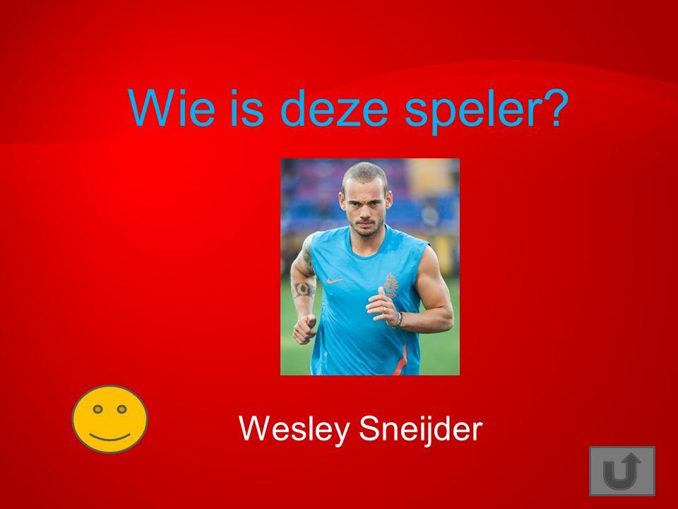 Wie is deze speler Klaas-Jan Huntelaar