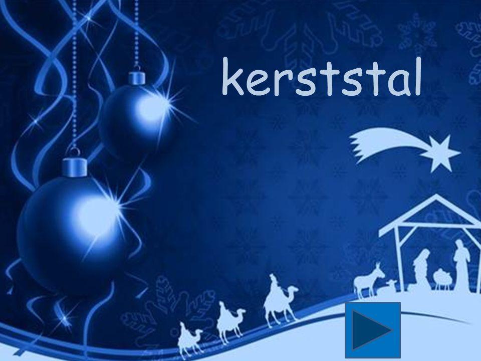rood kerstboom begint met de letter k.Zie jij nog een woord dat begint met de letter k.