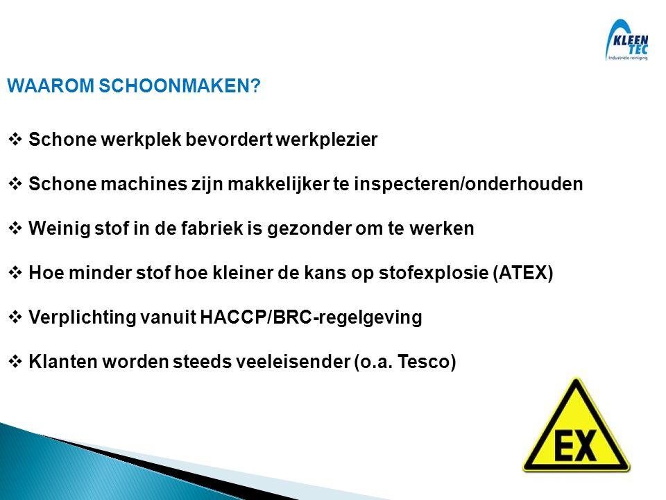 VRAGEN ? www.kleentec.nl