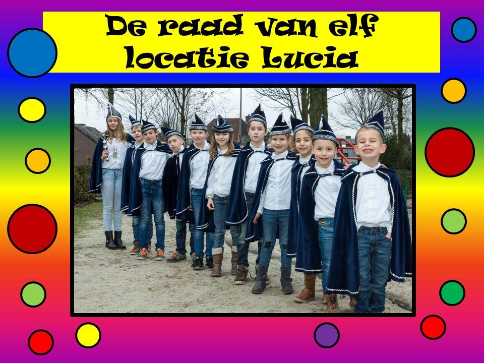 De raad van elf locatie Lucia
