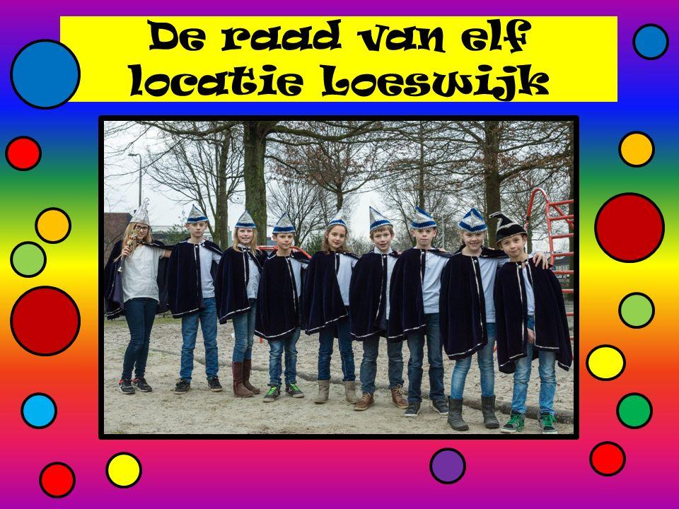 De raad van elf locatie Loeswijk