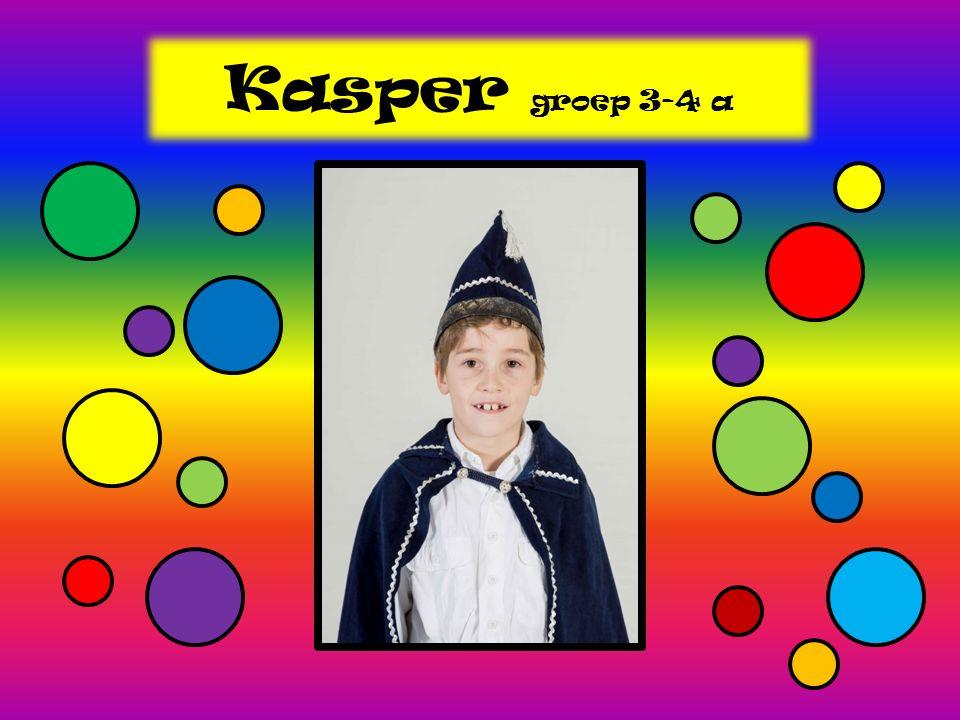 Kasper groep 3-4 a