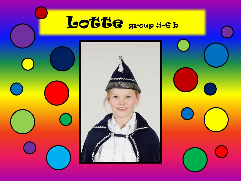 Lotte groep 5-6 b