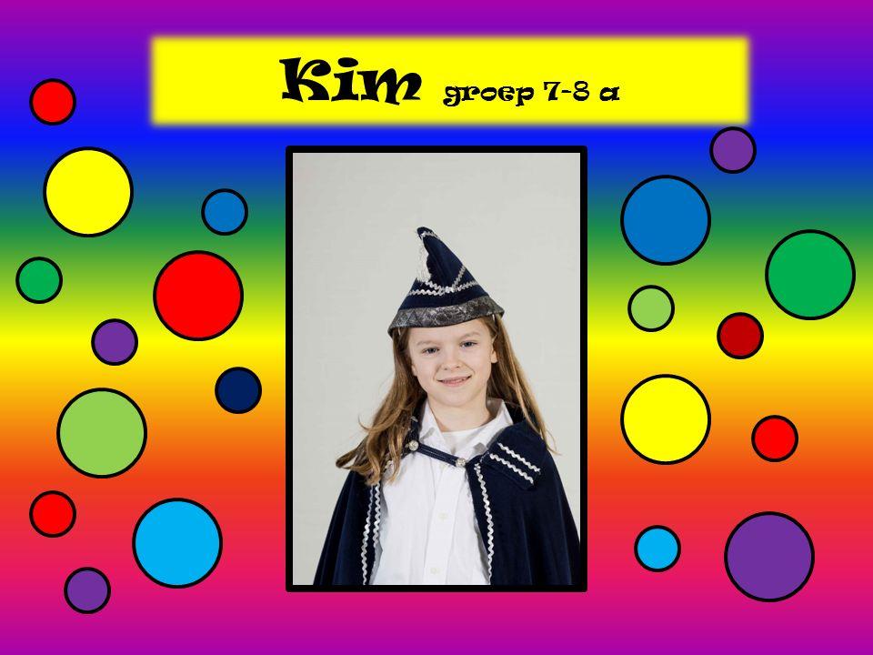 Kim groep 7-8 a