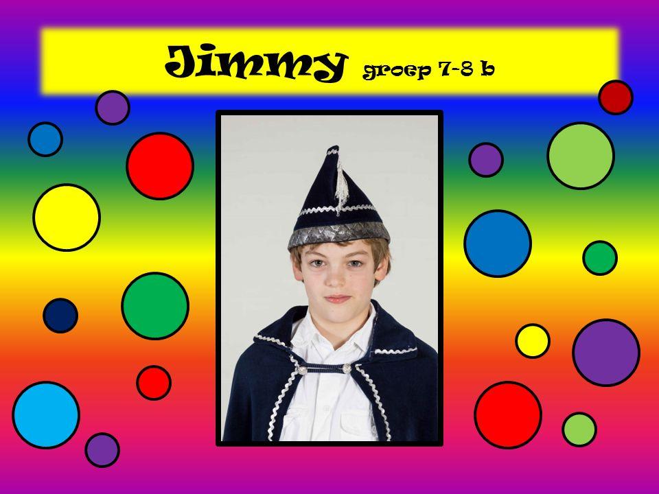 Jimmy groep 7-8 b