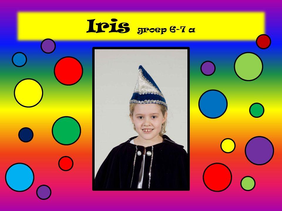 Iris groep 6-7 a