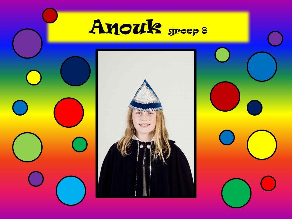 Anouk groep 8