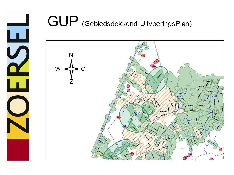 N WO Z GUP (Gebiedsdekkend UitvoeringsPlan)