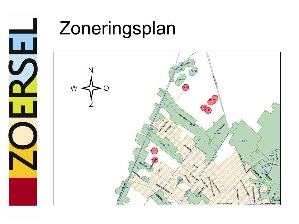 Dossiers gepland N WO Z Korte Kwikaardweg Kromme Weg Kerkhoflei (deels) De Knod E.