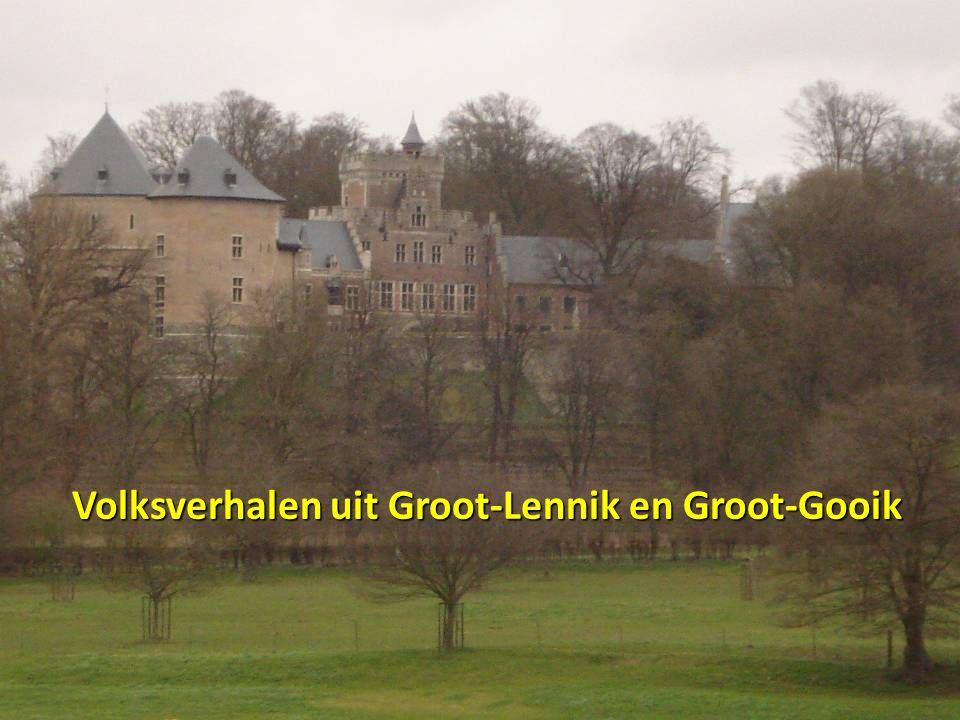 Volksverhalen uit Groot-Lennik en Groot-Gooik