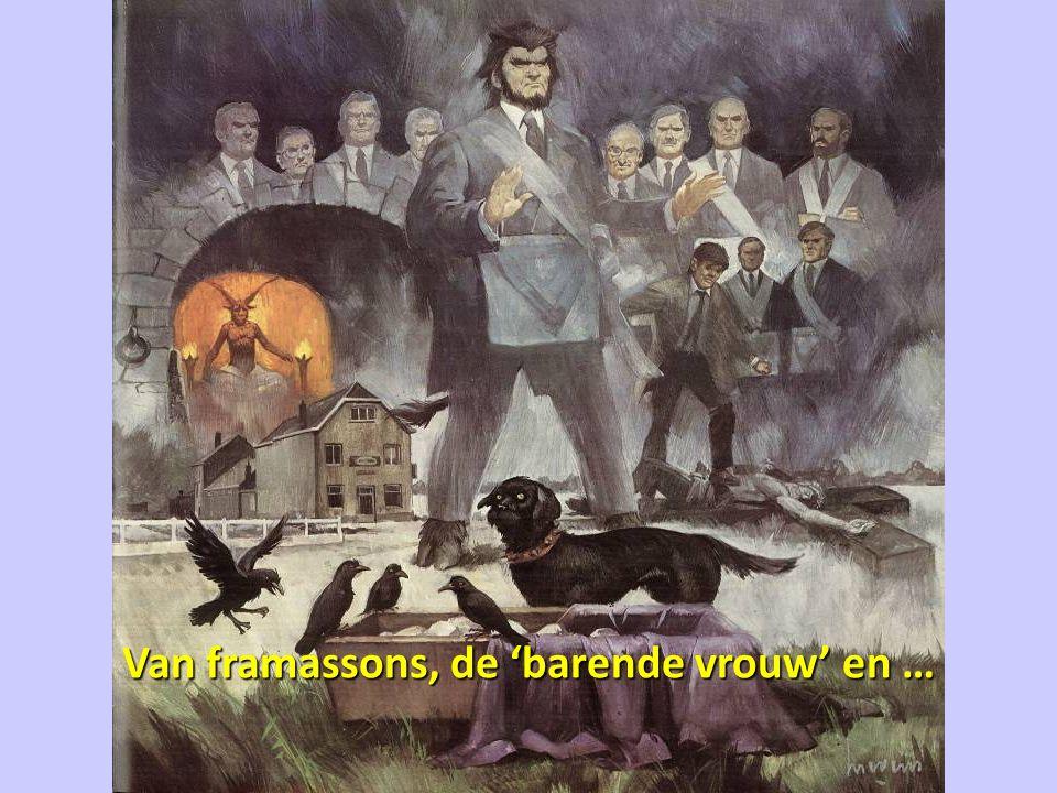 Heksenmacht B. Plagen 1. (Schadelijke) dieren sturen - padden 2. kinderen dolen