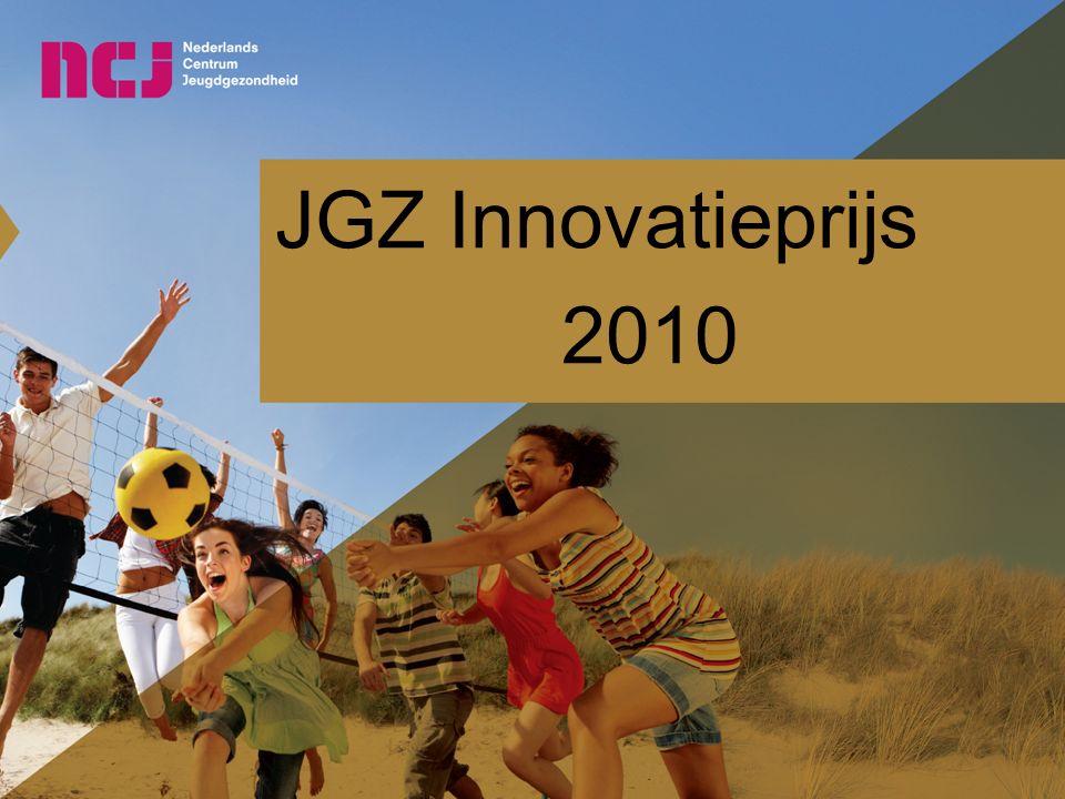 JGZ Innovatieprijs 2010
