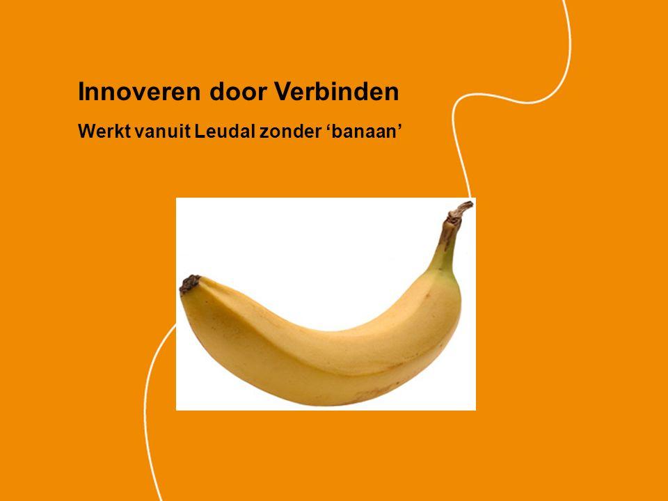Innoveren door Verbinden Werkt vanuit Leudal zonder 'banaan'