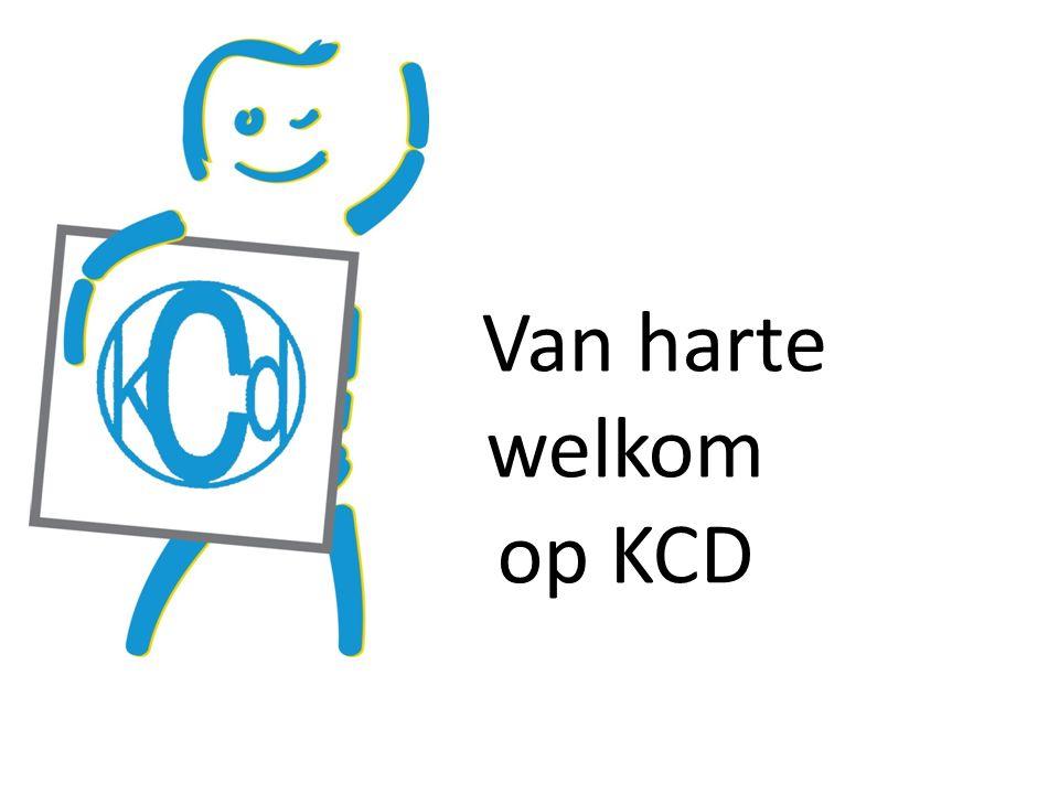 Van harte welkom op KCD