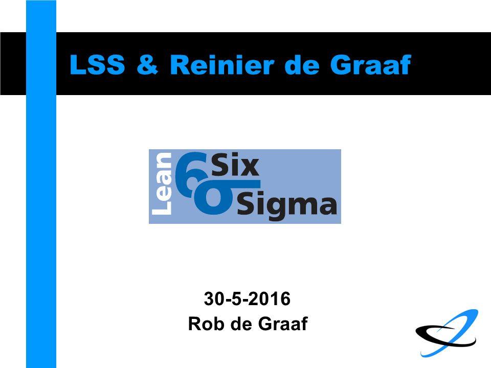 LSS & Reinier de Graaf 31-5-2016 Rob de Graaf