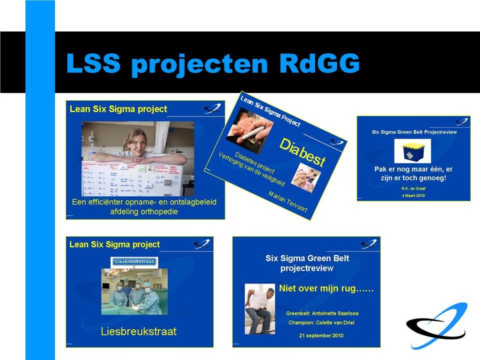LSS projecten RdGG