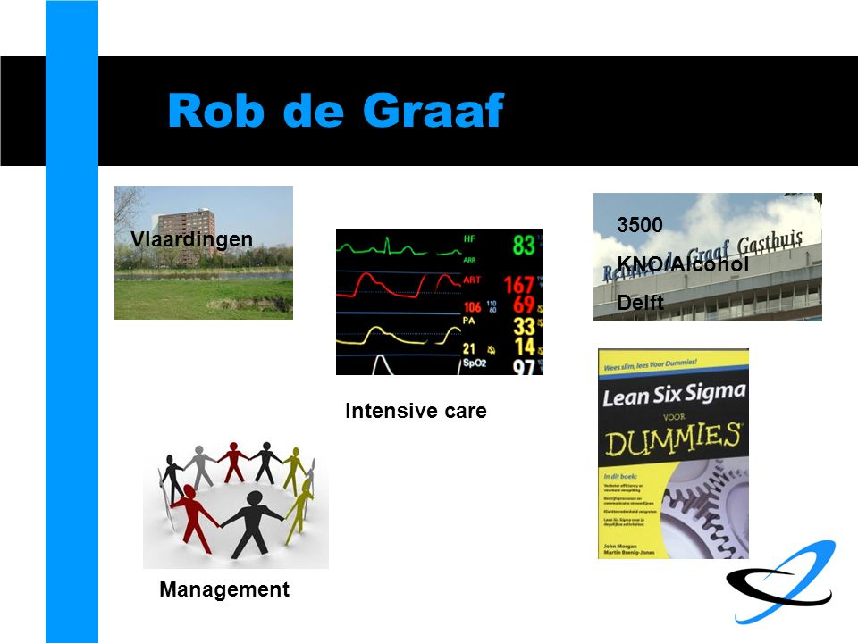 Rob de Graaf 3500 KNO/Alcohol Delft Vlaardingen Intensive care Management