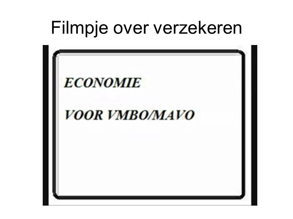 Filmpje over verzekeren
