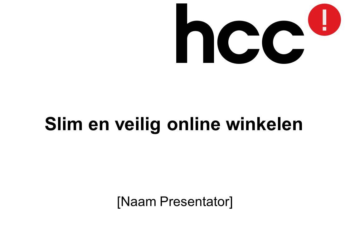 Slim en veilig online winkelen [Naam Presentator]