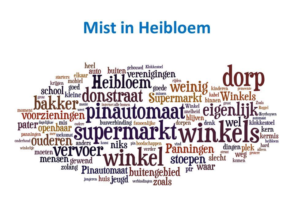 Mist in Heibloem
