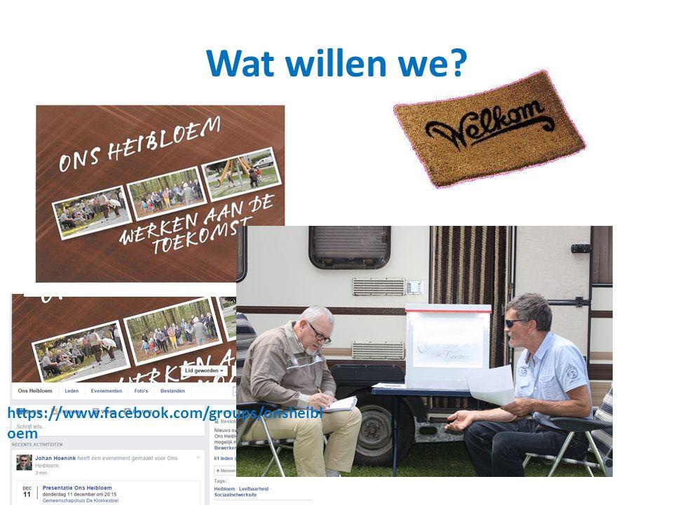 Meer weten? www.facebook.com/groups/onsheibloem/ Erica http://Heibloem.daarleefje.nl