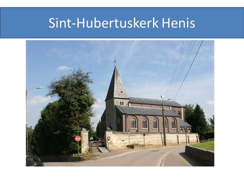 Sint-Hubertuskerk Henis