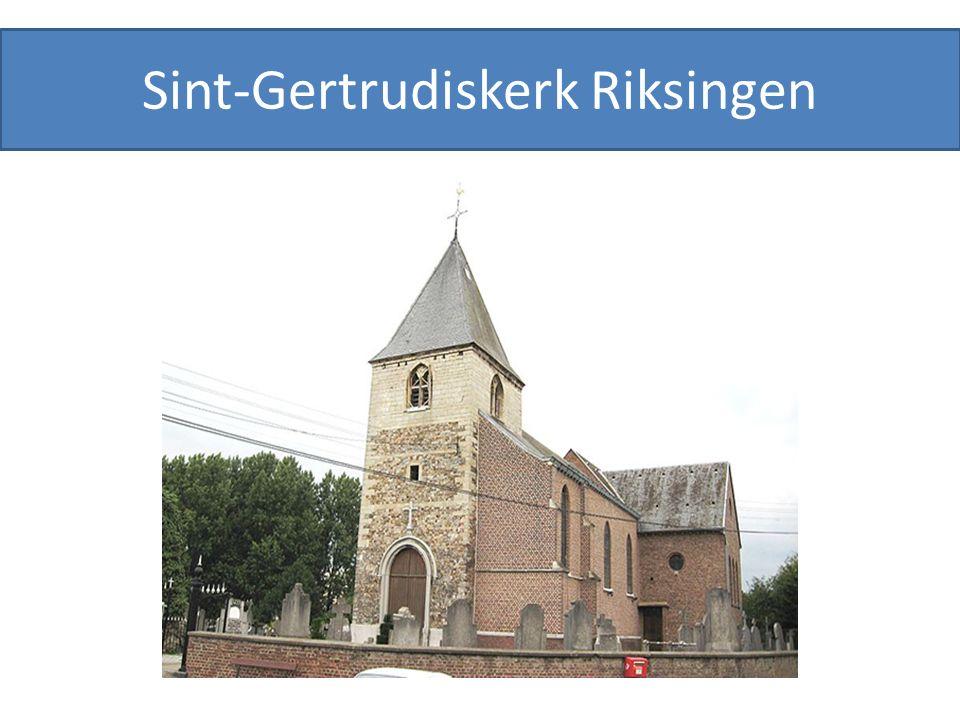 Sint-Gertrudiskerk Riksingen