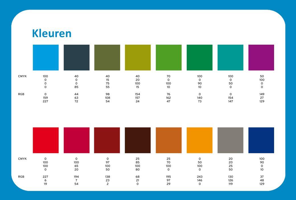 TAAL Huisstijlhervorming Stad Gent 2014