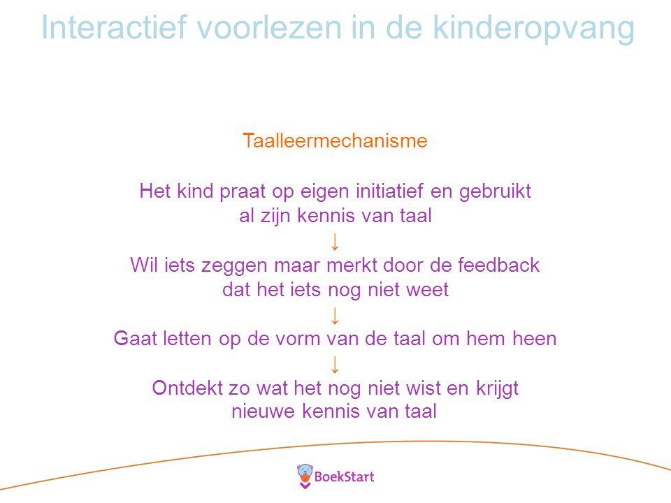 Interactief voorlezen in de kinderopvang Taal in babyboekjes Veel babyboekjes hebben geen taal © Clavis; Wollewolschaap