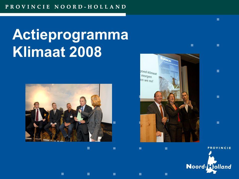Actieprogramma Klimaat 2008