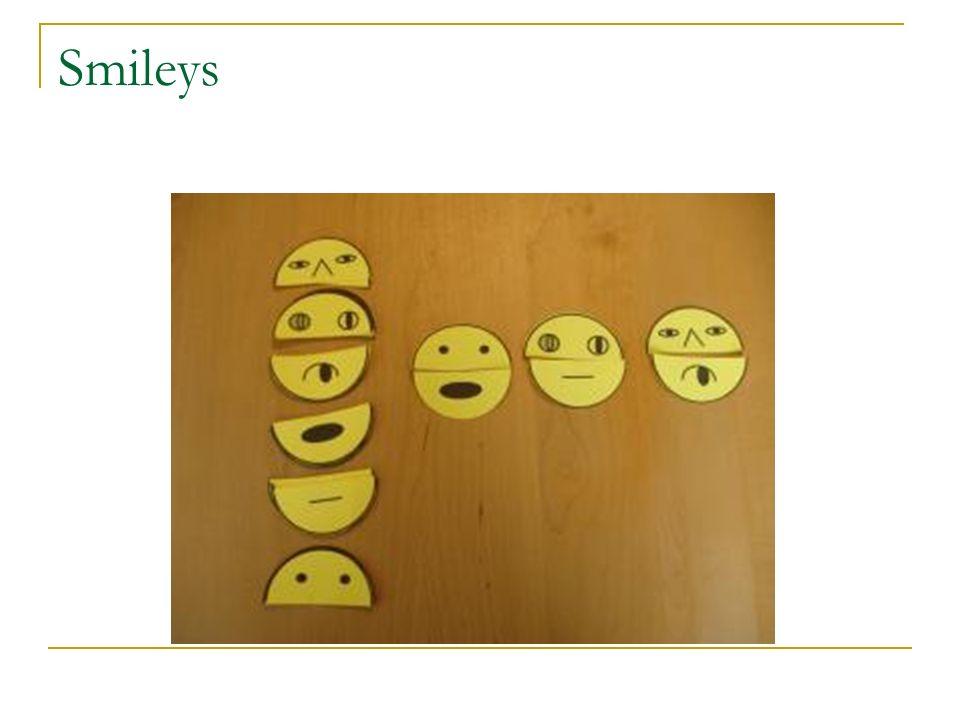 Startactiviteit  Speel met de smileys Reflectie  Wat heb je ontdekt?  Welke vragen roept het op?