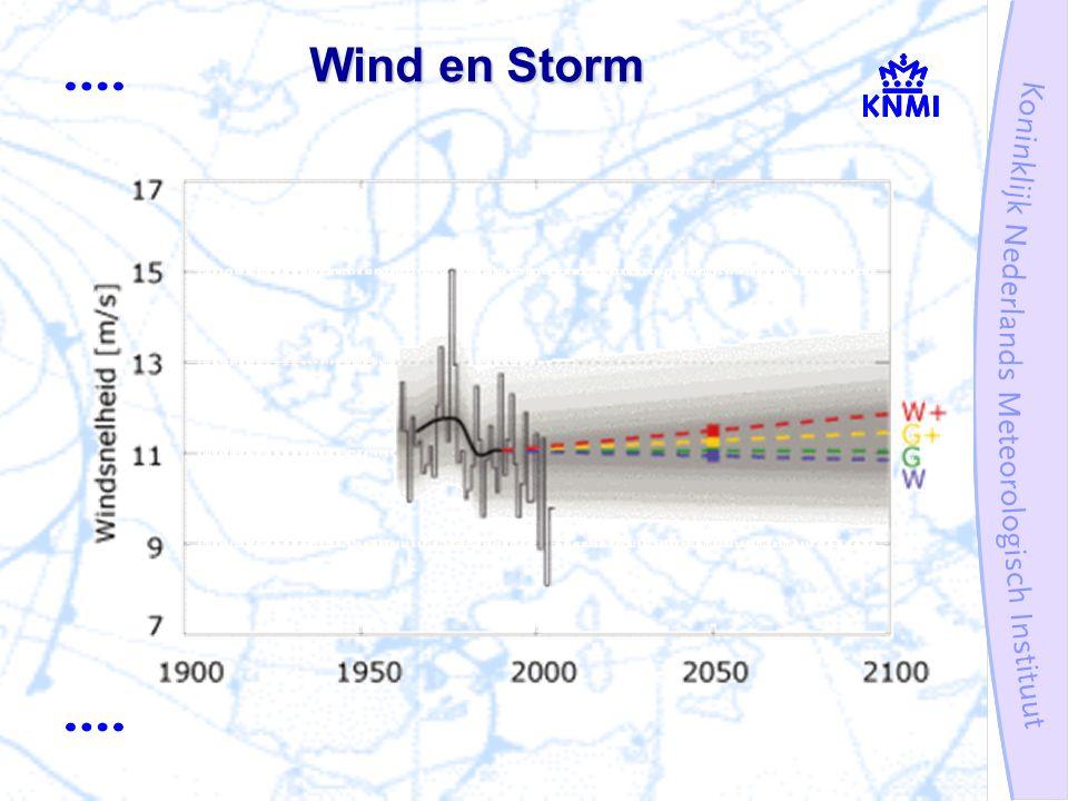 Wind en Storm