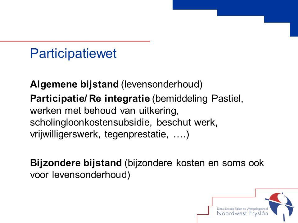 Bijzondere regelingen Binnenschippers > Centrumgemeente Groningen Participatiewet