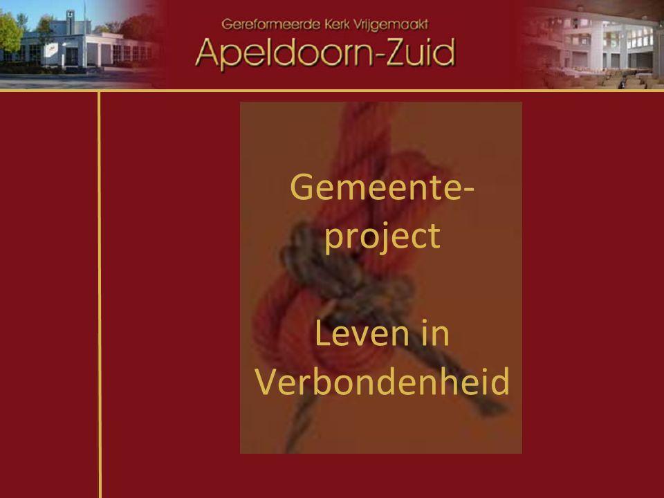Leven in Verbondenheid Gemeente- project Leven in Verbondenheid